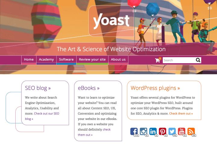 Yoast Home