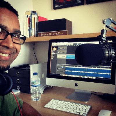Fabrizio Podcasting