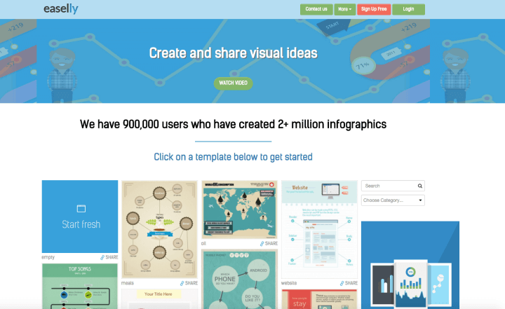 How To Make Great Infographics - And Save Time And Money