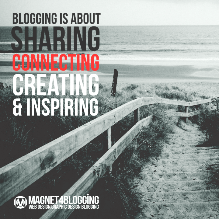 BLOGGIN IS ABOUT