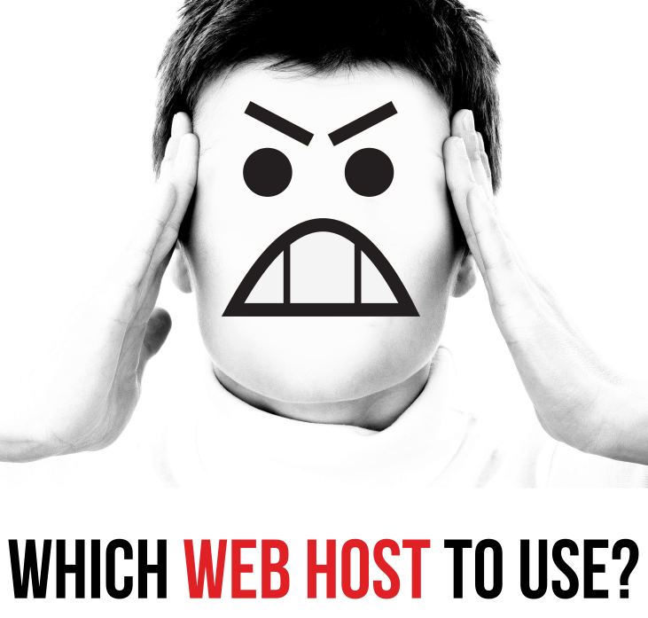 which web host to use again