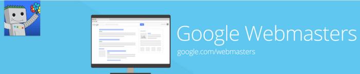 Google Webmasters YouTube