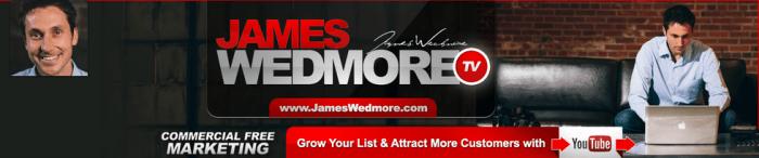 James Wedmore YouTube
