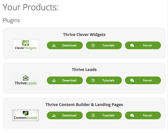 Thrive Leads Review 2015: Possibly The Best List Building Plugin For WordPress