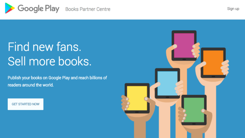 Where to sell your ebooks online 8 platforms you must try if you want to make your ebooks available on the android platform theres no better place to start than google play fandeluxe Choice Image