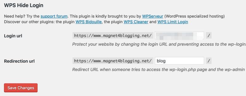 wps hide login 2