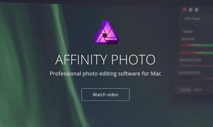 Affinity Photo 2