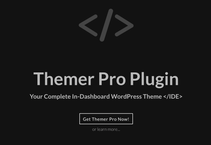 themer pro home