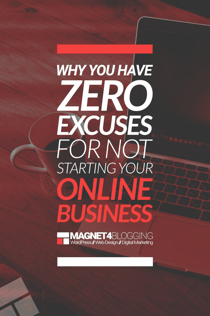 ATF 003: Why You Have Zero Excuses For Not Starting Your Online Business