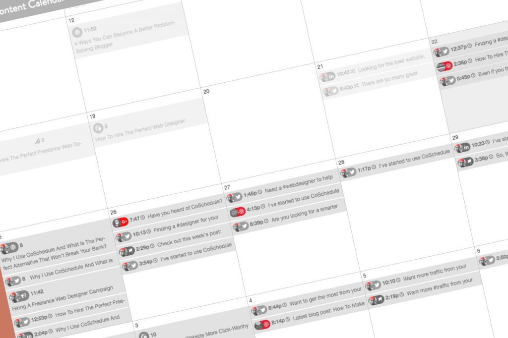 Why I've Started To Use CoSchedule, And What Is The Most Affordable Alternative?