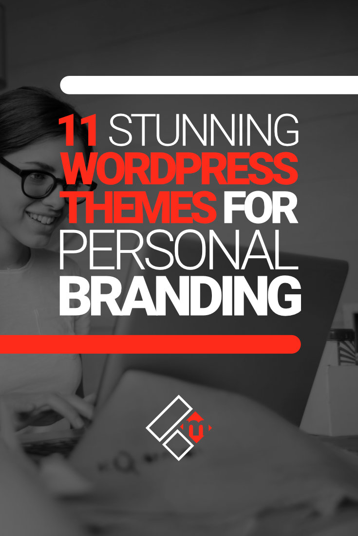 11 Stunning WordPress Themes For Personal Branding