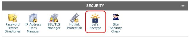 lets encrypt 2