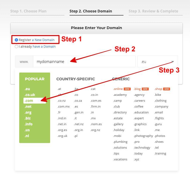step pre siteground opt