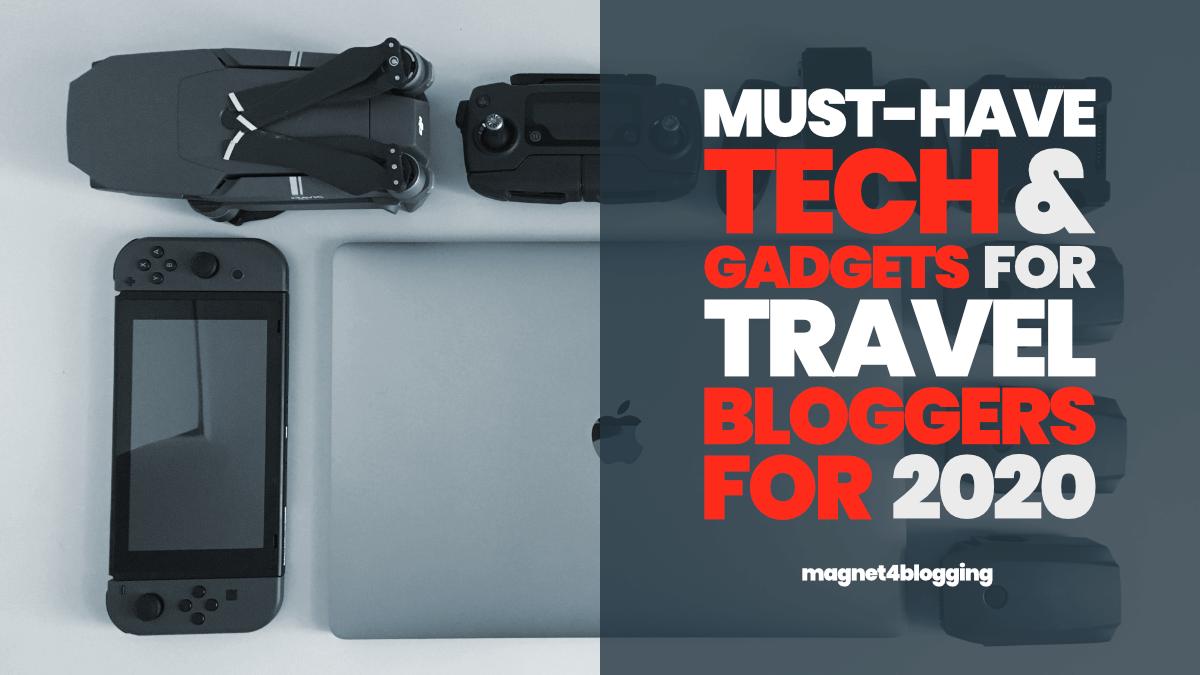 Tech gadgets 2020
