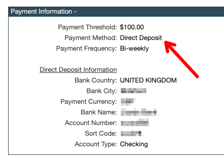 clickbank payment