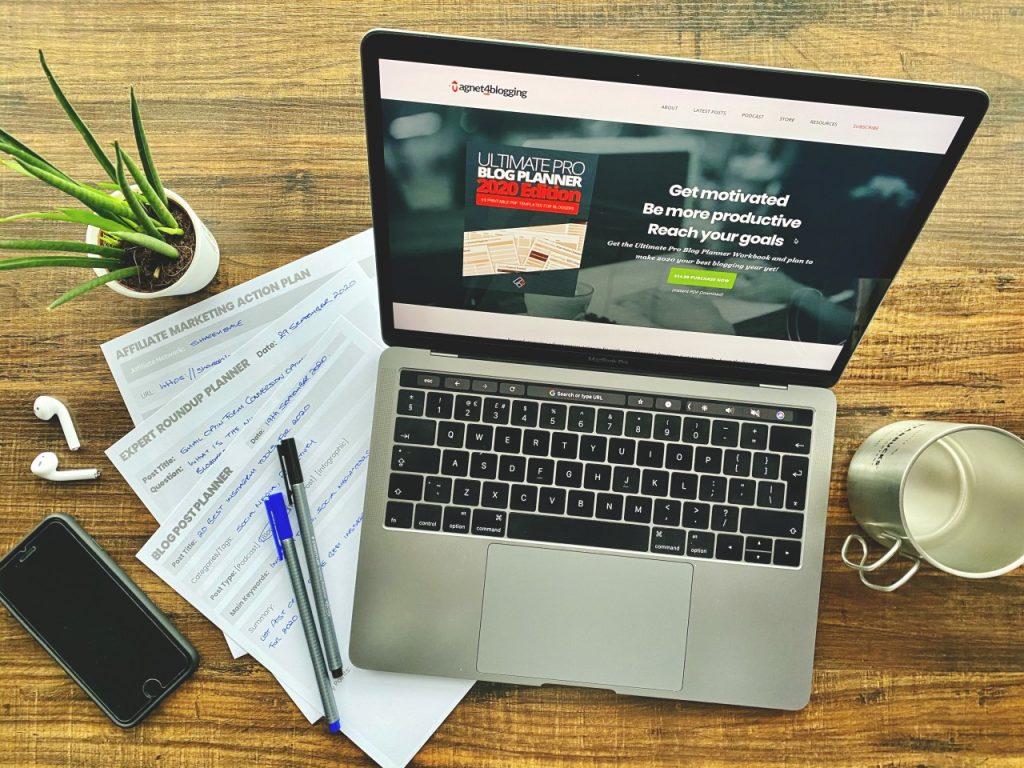 blog planner bg 2021