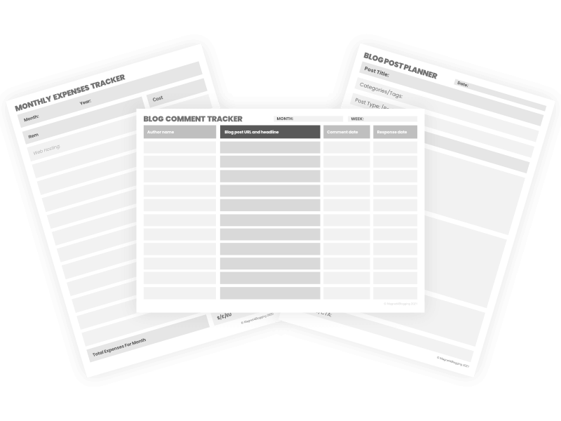 templates display