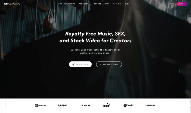 royalty-free music and music licensing platforms to check out