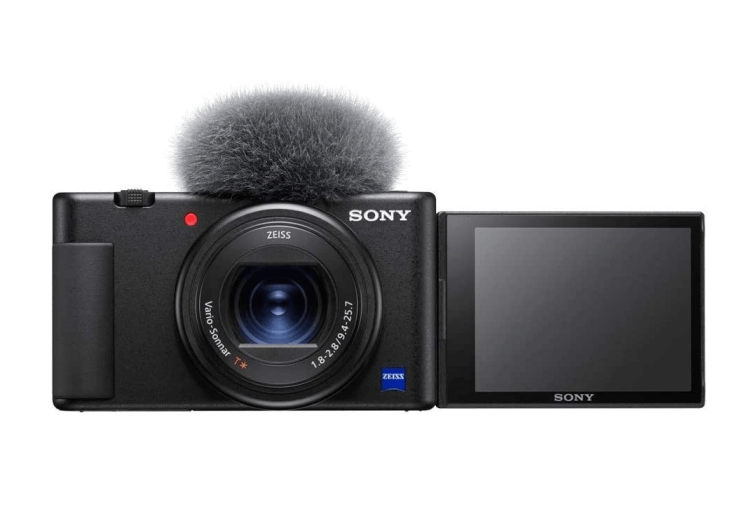 sony vlogging camera